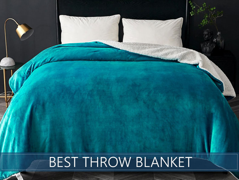 our top 10 highest rated throw blankets
