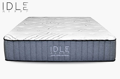 image of the idle hybrid mattress