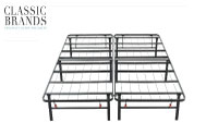 Classic Brands Hercules Platform Metal Bed Mobile Image
