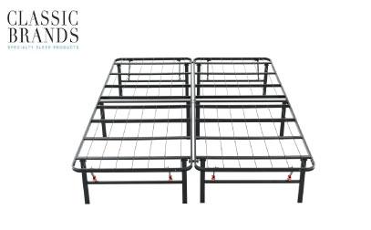 Classic Brands Hercules Platform Metal Bed