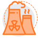 Icon Nuclear Plant
