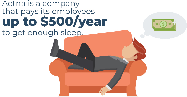 Illustration of Dreaming About Money