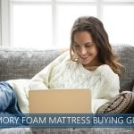 memory foam bed buying guide