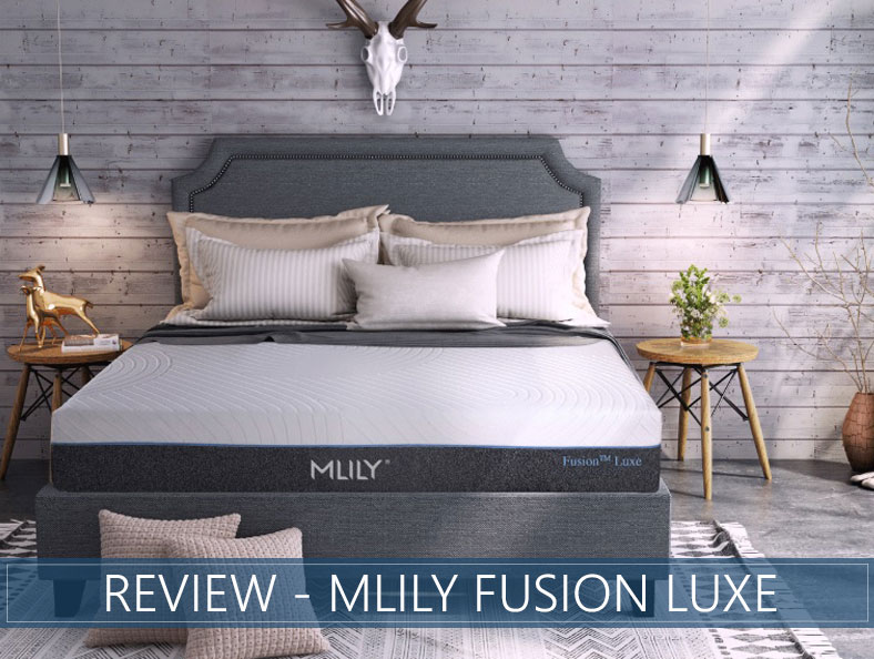 our overview of mlily fusion luxe bed