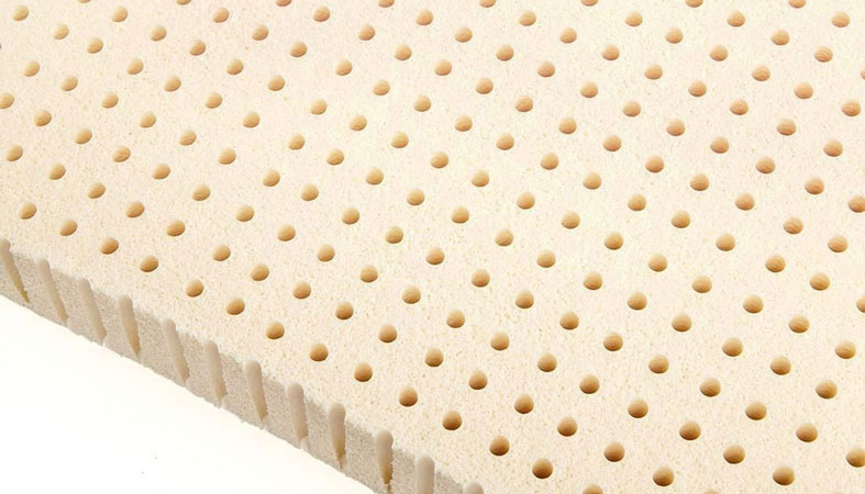 pure green mattress topper by sleep on latex