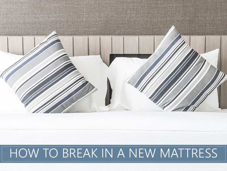 eight ways to adjust a new bed