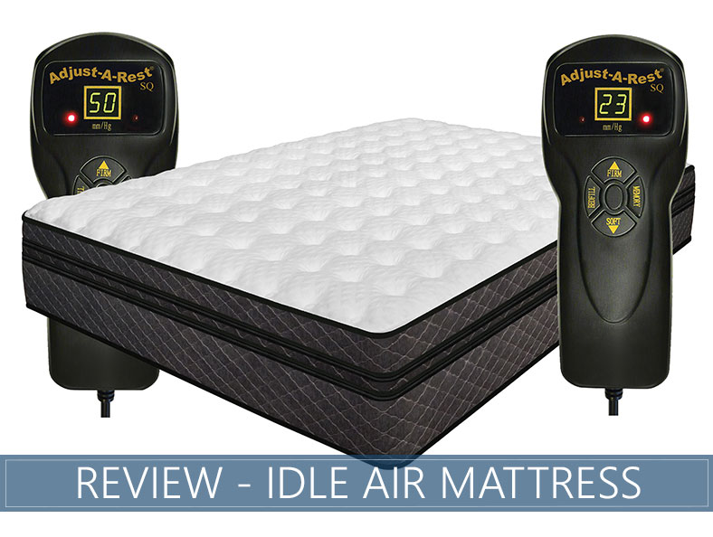 our overview of the idle air bed