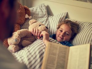 our top 16 bedtime stories to inspire young girls