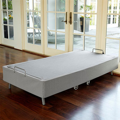 product image of Zinus Memory Foam Resort Folding Guest Bed