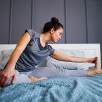 stretches for your best sleep