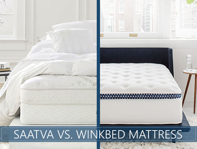 our in depth overview of the saatva vs. winkbed