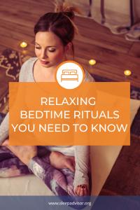 Relaxing Bedtime Rituals