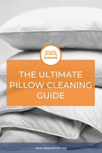 Pillow Cleaning Guide