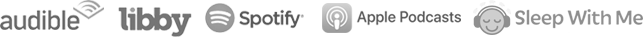 Audiobook Sources Logos