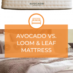 Avocado Vs. Loom & Leaf Mattress