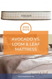 Avocado Vs. Loom & Leaf Mattress