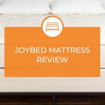 Joybed Mattress Review