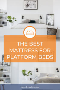 The Best Mattress for Platform Beds