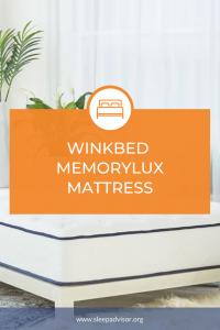 WinkBed MemoryLux Mattress