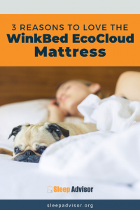 Winkbed eco mattress