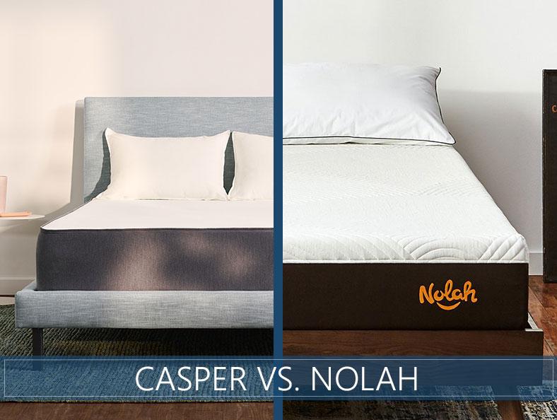 casper versus nolah compared