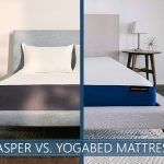 casper versus yogabed compared