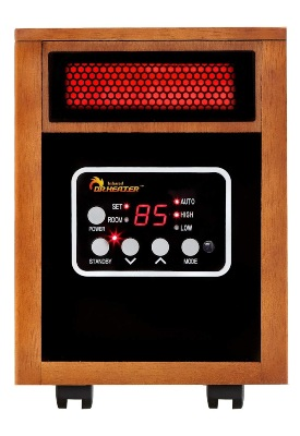 product image of Dr Infrared Heater Portable Space Heater