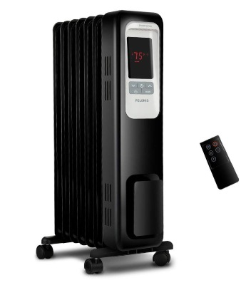 product image of PELONIS Electric oil filled radiant heater