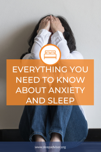 Sleeping better with anxiety