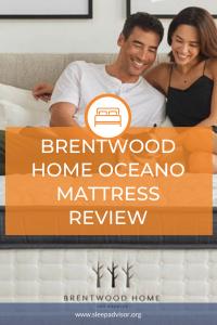 Brentwood Home Oceano Mattress Review