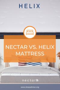 Nectar Vs. Helix Mattress