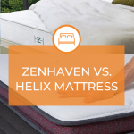 Zenhaven Vs. Helix Mattress