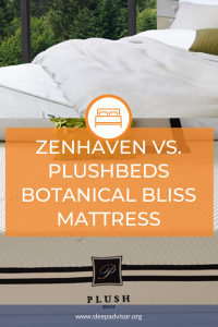 Zenhaven Vs. PlushBeds Botanical Bliss Mattress