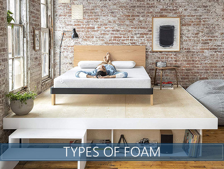 our in depth overview of foam types