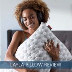 our overview of the layla pillow