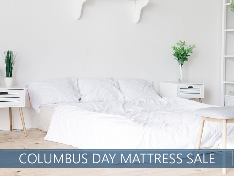 our detailed guide for Columbus day mattress sale