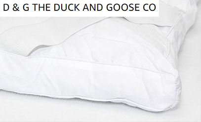 product image of duck and goose topper