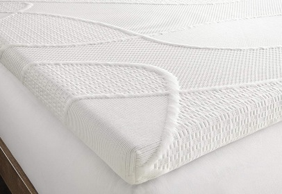product image of perfect cloud topper mattress