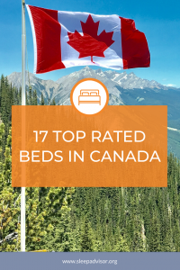 17 Top Rated Beds in Canada