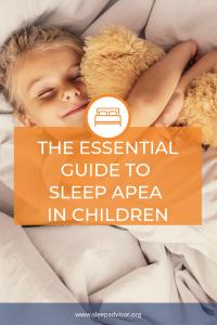 The Ultimate Guide to Pediatric Sleep Apnea