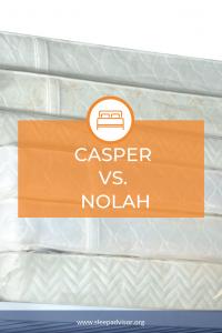 Casper Vs. Nolah