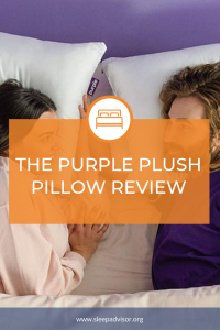 Purple Plush Pillow Review