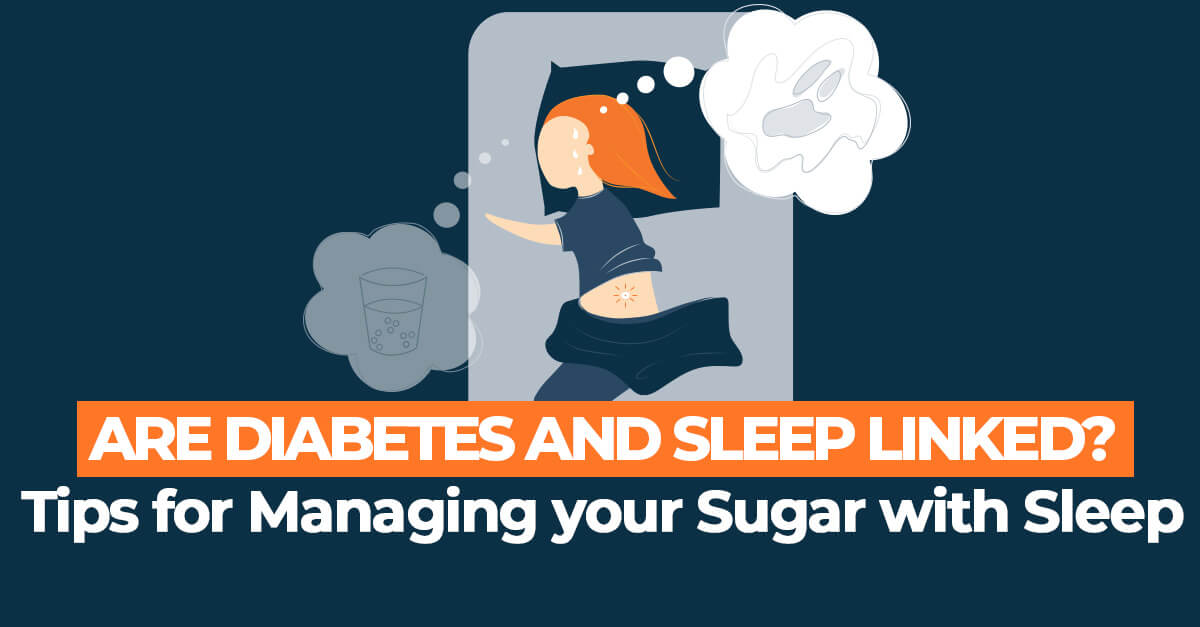 who can diabetics sleep