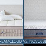 dreamcloud versus novosbed comparison