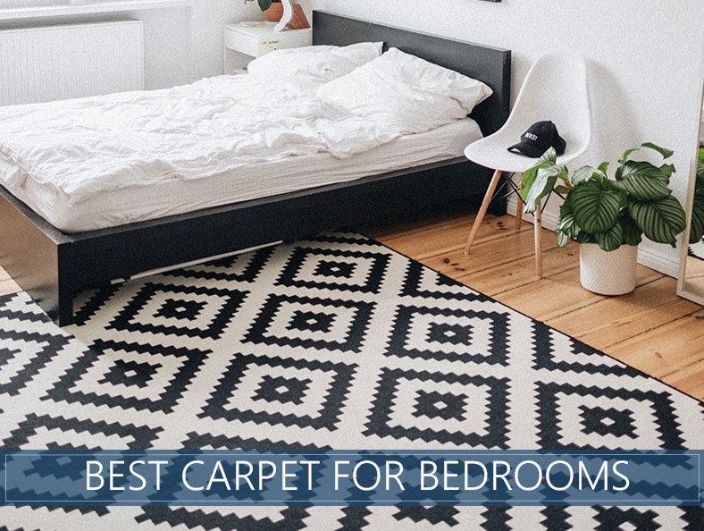 find a way how to choose the best carpet for your bedroom