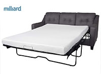 milliard sofa bed mattress product image small
