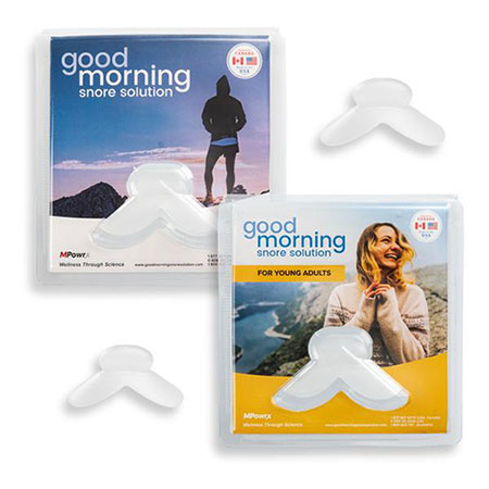 product image of good morning snore solution