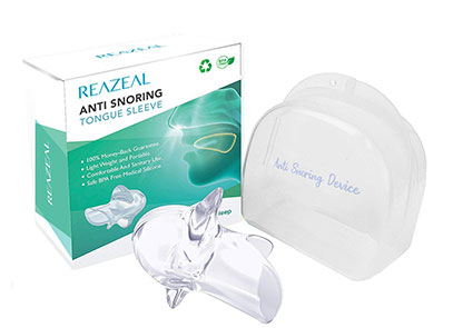 reazel anti snoring product image