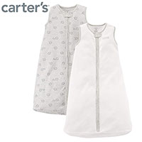 small carter's newborn sleep suit product image
