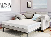 small product image of classic brands sofa bed mattress